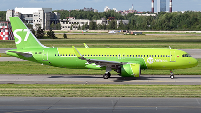 A picture of VQBGT - Airbus A320271N - S7 Airlines - © Luba Ostrovskaya