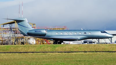 N650GL - Gulfstream G650 - Private