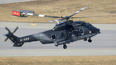 A picture of BHRM - Airbus Helicopters H215 - [2543] - © yiran