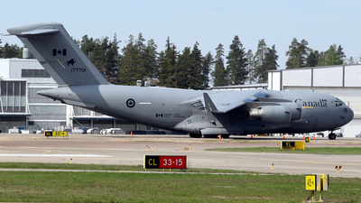 177701 - Boeing CC-177 Globemaster III - Canada - Royal Air Force