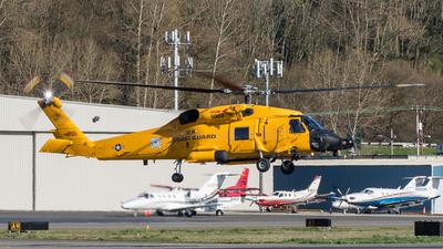 6003 - Sikorsky MH-60T Jayhawk - United States - US Coast Guard (USCG)