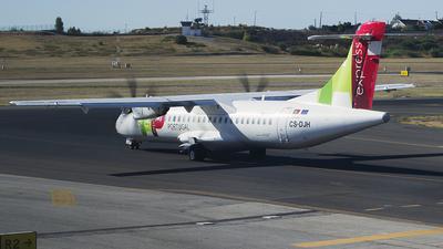 CS-DJH - ATR 72-212A(600) - TAP Express