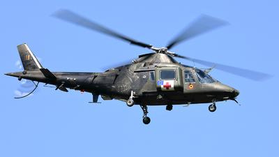 H29 - Agusta A109BA - Belgium - Air Force