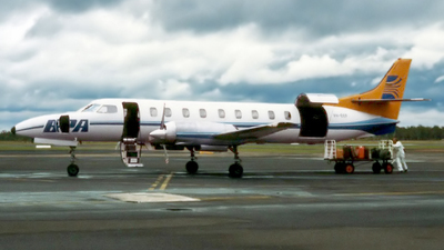 VH-EEF - Swearingen SA226-TC Metro II - Bush Pilot Airways