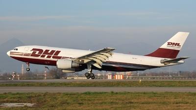 OO-DLV - Airbus A300B4-203(F) - DHL (European Air Transport)