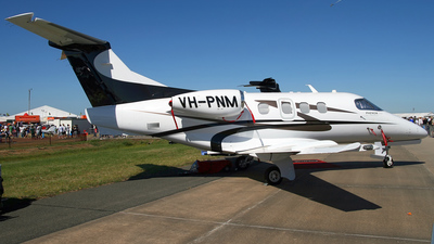 VH-PNM - Embraer 500 Phenom 100 - Private