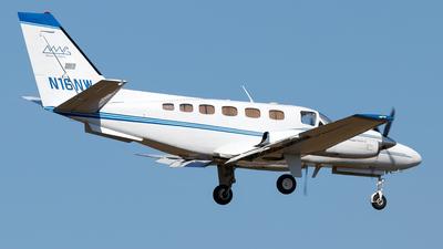 N16NW - Cessna 441 Conquest II - Private