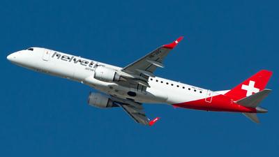 HB-JVQ - Embraer 190-100LR - Helvetic Airways