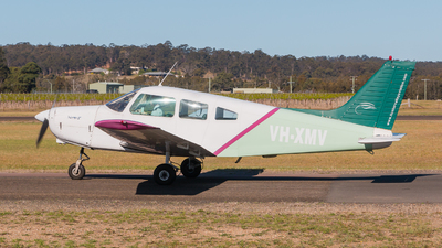 VH-XMV - Piper PA-28-161 Cherokee Warrior II - Hunter Valley Aviation