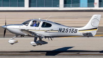N251SB - Cirrus SR22-GTS G3 Turbo - Private