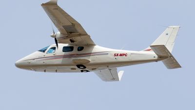SX-MPC - Tecnam P2006T - Superior Aviation