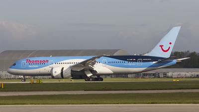 G-TUIE - Boeing 787-8 Dreamliner - Thomson Airways
