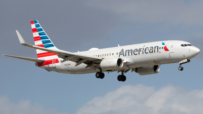 A picture of N818NN - Boeing 737823 - American Airlines - © Abreu Mubarac