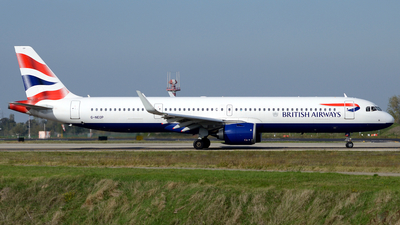 A picture of GNEOP - Airbus A321251NX - British Airways - © Donato Bolelli
