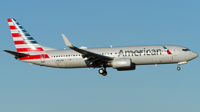 A picture of N822NN - Boeing 737823 - American Airlines - © Eric Siebeneicher