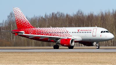A picture of VQBAQ - Airbus A319111 - Rossiya - © Andrei Kurach