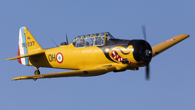F-AZBQ - North American T-6D Texan - Private