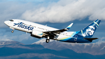 N609AS - Boeing 737-790 - Alaska Airlines