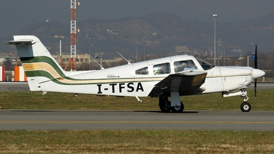 I-TFSA - Piper PA-28RT-201 Arrow IV - Turin Flying School