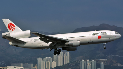JA8537 - McDonnell Douglas DC-10-40 - Japan Asia Airways (JAA)