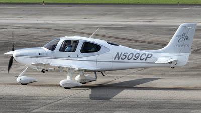 N509CP - Cirrus SR22-GTSx G3 Turbo - Private