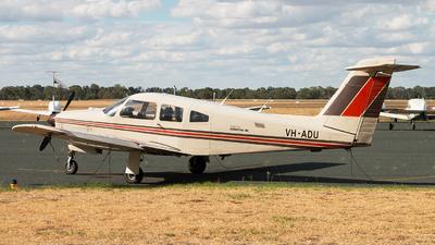 VH-ADU - Piper PA-28R-201 Arrow - Private