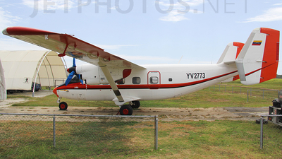 YV2773 - Antonov An-28 - Private