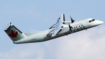 A picture of CFMDW - De Havilland Canada Dash 8300 - Air Canada - © Kian Le Mottee