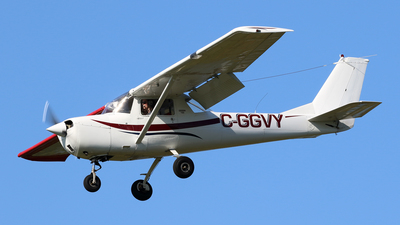 C-GGVY - Cessna 150G - Private