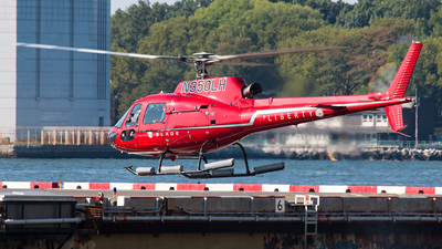 N350LH - Eurocopter AS 350B2 Ecureuil - Liberty Helicopters