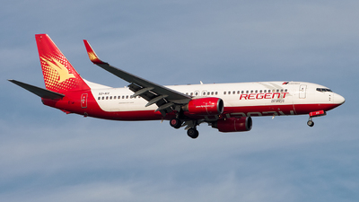 S2-AIV - Boeing 737-86N - Regent Airways