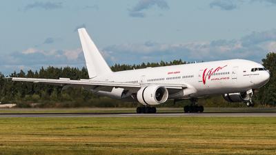 VP-BMR - Boeing 777-21H(ER) - Vim Airlines