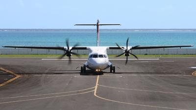 DQ-FJZ - ATR 72-212A(600) - Fiji Link