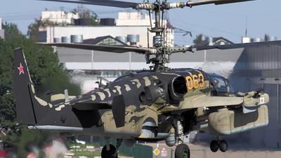 063 - Kamov Ka-52 Alligator - Russia - Air Force