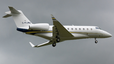 C-FLMW - Gulfstream G280 - PAL Aerospace