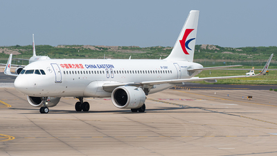 B-308Y - Airbus A320-251N - China Eastern Airlines
