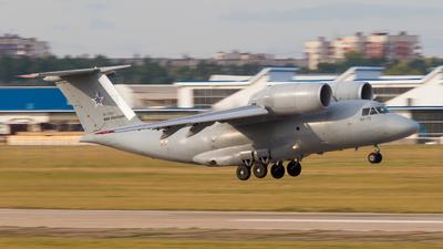 RF-72917 - Antonov An-72 - Russia - Air Force