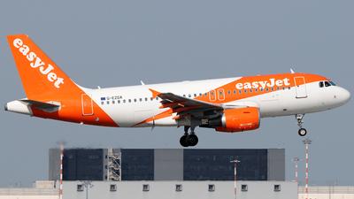 G-EZDA - Airbus A319-111 - easyJet