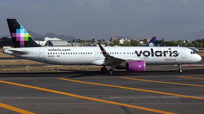 N542VL - Airbus A321-271N - Volaris