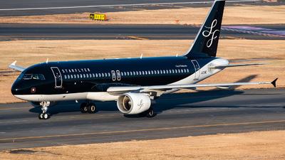 JA09MC - Airbus A320-214 - Starflyer