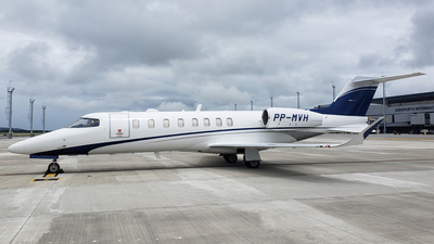 PP-MVH - Bombardier Learjet 75 - Private