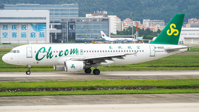 B-6820 - Airbus A320-214 - Spring Airlines