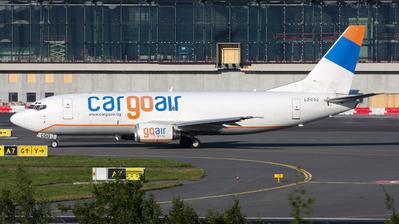 LZ-CGQ - Boeing 737-3Y5(SF) - Cargoair