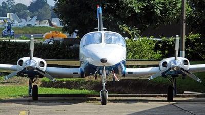 N1646T - Cessna 414 Chancellor - Private