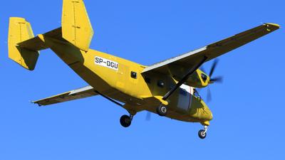 SP-DGU - PZL-Mielec M-28 Skytruck - PZL-Mielec