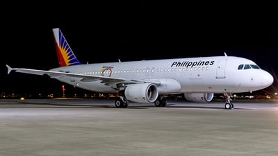 RP-C8620 - Airbus A320-214 - Philippine Airlines