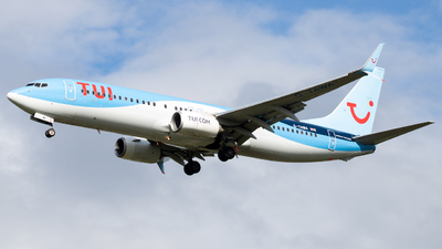 A picture of GTAWA - Boeing 7378K5 - TUI fly - © Junaid K