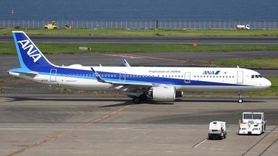 JA134A - Airbus A321-272N - All Nippon Airways (ANA)