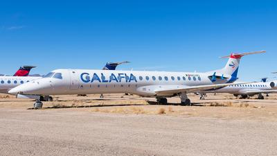 N853MJ - Embraer ERJ-145LR - Calafia Airlines