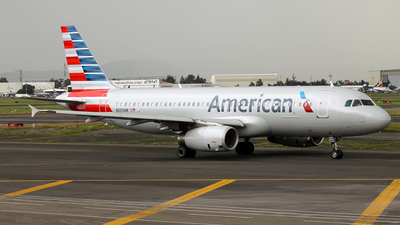 N659AW - Airbus A320-232 - American Airlines